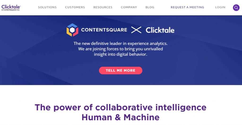 what is clicktale