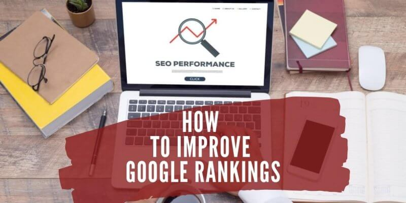 how to improve google rankings