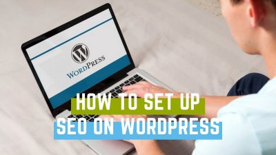 how to set up seo on wordpress